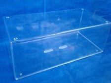 Nuevo De Acrílico Transparente Vitrina Diecast Modelo Auto De F1 Ganga Apilable 1/18 1/20