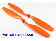 "Gemfan 1045 Propeller 10"" Props CW CCW 10x4.5 for DJI Flamewheel F450 F550 3D"