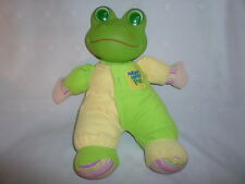 "Night Night Pal Light Up Changing Frog10"" Plush Soft Toy Stuffed Animal"