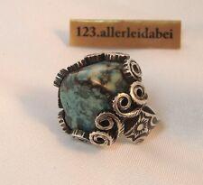 Idealer Originaler Karin Kleist Ring 835 er Silber wohl mit Ajoit / AP 300
