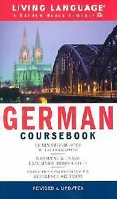 German Coursebook: Basic-Intermediate (Complete Basic Courses) (English and Ger