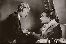 """""""LA FEMME SUR LA LUNE (Fritz LANG 1929)"""" Diapositive de presse originale"""