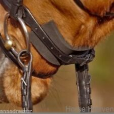 Kavalkade Kaval Soft Pads Noseband/Jaw/Bridle Pressure Protection