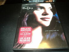 "COFFRET DVD + CD ""NORAH JONES : CD Come away with me / DVD Live in New Orleans"""