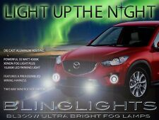 2013-2015 Mazda CX-5 Xenon Halogen Fog Lamps Driving Lights Foglamps Foglights