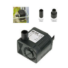 80GPH 300L/H Submersible Pump Aquarium Pond Powerhead Fountain Water Hydroponic