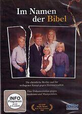 DVD NEU/OVP - Im Namen der Bibel - Doku - Religion / Homosexualität
