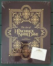 The Art of THE HUNCHBACK OF NOTRE DAME LIMITED COLLECTORS EDITION Book Disney