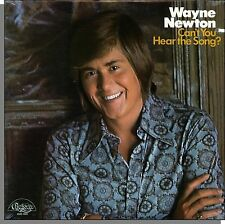 Wayne Newton - Can't You Hear the Song? - New 1972 LP Record! Song Sung Blue!