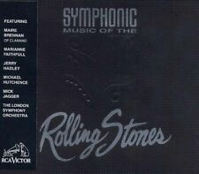 1 CENT CD SYMPHONIC MUSIC OF THE ROLLING STONES LONDON SYMPHONY ORCHESTRA $3 S/H