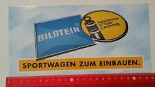 Aufkleber/Sticker A4: BILSTEIN Gasdruck Stossdämpfer (030316142)