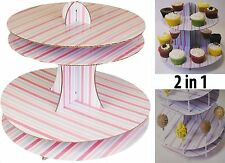 NEW 2 IN 1 CAKE POP AND CUPCAKE STAND UNIVERSAL CAKEPOP AND CUPCAKE USE FOR BOTH