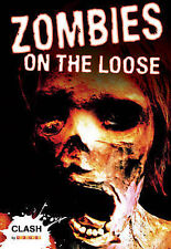 Anne Rooney Zombies on the Loose (Clash) Very Good Book