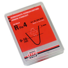 Rema Tip Top Tyre Regroover Cutting Blades R4 9-10mm Pack Of 20 Made In Germany