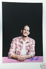 Pete Docter (Inside Out) 20x30cm FOTO + AUTOGRAFO/autograph signed in persona