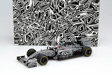 Daniel Ricciardo Red Bull RB11 #3 Test Car Formel 1 2015 1:18 Spark