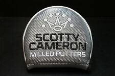 Scotty Cameron Select OEM Replacement Futura X5 X7 Straight Shaft Headcover NEW!