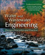 4DAYS DELIVERY - Water and Wastewater Engineering, Int'l ed by Mackenzie Davis