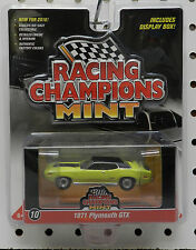 1971 71 GTX GREEN YELLOW ROAD RUNNER MOPAR MINT 10 PLYMOUTH RC RACING CHAMPIONS