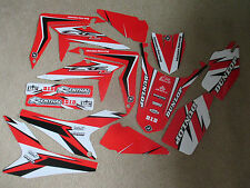 FLU  DESIGNS PTS2  TEAM  GRAPHICS  HONDA CRF250L