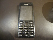 Nokia 206 - Black (O2 Locked) Mobile Phone