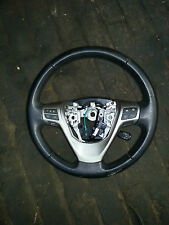 TOYOTA AVENSIS 1.8 PETROL TR 09-10-11-12-13-14 MULTIFUNCTIONAL STEERING WHEEL