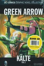 DC Comic Graphic Novel Collection 38 - Green Arrow, Eaglemoss