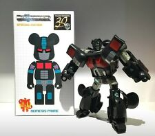 Medicom Be@rbrick Transformers 200% Age of Extinction Nemesis Prime Bearbrick 1p