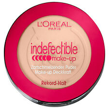 L'Oreal Paris Infallible Creamy Powder Foundation (220 Sand)