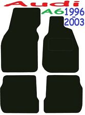 Audi A6 DELUXE QUALITY Tailored mats 1996 1997 1998 1999 2000 2001 2002 2003 200