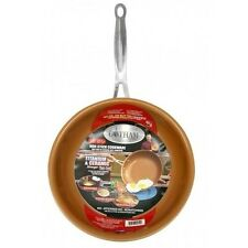 "GOTHAM STEEL 9.5"" inches Frying Pan Ceramic Titanium Nonstick Fry Skillet Baking"
