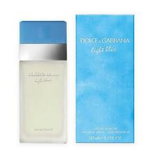 DOLCE & GABBANA LIGHT BLUE FOR WOMEN 50ML EDT SPRAY BRAND NEW & SEALED *