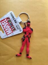 "Marvel Soft Touch PVC Key Ring: ""Deadpool"""