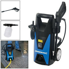 1650W 105BAR HIGH PRESSURE JET POWER WASHER & TURBO LANCE WITH 3 YEAR GUARANTEE