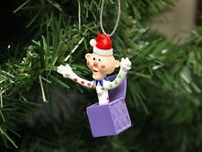 Charlie in the Box, Misfit Toys, Rudolph Christmas Special Ornament