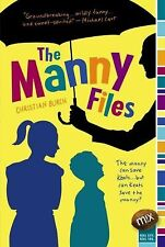 The Manny Files by Christian Burch Ages 9-13 Paperback Fiction