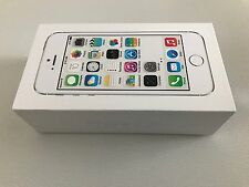 Apple iPhone 5s - 16GB - Silver (AT&T) (Unlocked) Smartphone