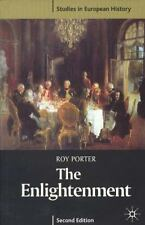 Studies in European History: The Enlightenment by Roy Porter 2nd edition used