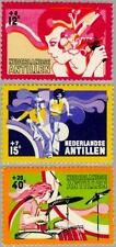 ANTILLEN 1974 NVPH 489 CHILDREN TEENAGERS POSTFRIS **