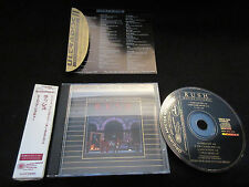 Rush Moving Picture US MFSL Gold CD with Yukimu Japan OBI Strip PROG