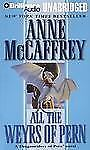 ALL THE WEYRS OF PERN unabridged audio book on MP3 CD by ANNE McCAFFREY