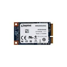 Kingston SSDNow mSATA 60GB mSATA Solid State Drive