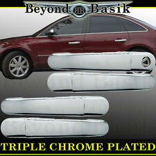 2005-2007 FORD FIVE HUNDRED/FREESTYLE/ 08-09 TAURUS Chrome Door Handle Covers