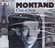 CD NEU/OVP - Yves Montand - C'est si bon