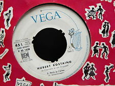 HUBERT ROSTAING Shoe shine boy / Paris je t aime VEGA V45 1528