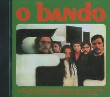 O BANDO - S/T 69 BRAZILIAN HEADY TROPICALIA ARR. ROGERIO DUPRAT w/OS MUTANTES CD