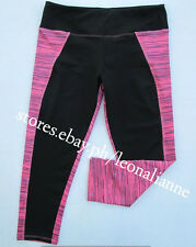 AUTH LULULEMON ATHLETICA STRETCHY CAPRI ACTIVE LEGGINGS SIZE 4 /X-SMALL #38 BNEW