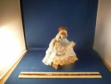"Lovely Mother Mary & Baby Jesus ""Ave Maria"" Music Box"