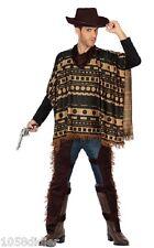Costume Western COWBOY M/L Déguisement Homme Cinéma Clint Eastwood cow-boy