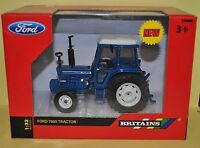 BRITAINS 42795 FORD 7600 2WD TRACTOR . MIB
